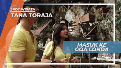Menguji Keberanian Masuk ke Dalam Goa Londa Tana Toraja Sulawesi Selatan