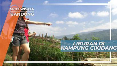 Berkunjung ke Kampung Cikidang Lembang Bandung