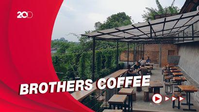 Kafe Outdoor di BSD Ini Tawarkan Suasana Ngopi Serasa di Bandung