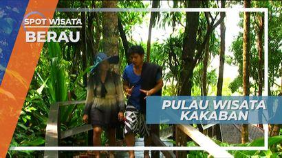 Berkeliling Hutan Konservasi di Pulau Kakaban Berau Kalimantan Timur
