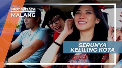 Berkeliling Menikmati Suasana Kota Malang Jawa Timur