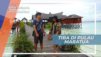 Pulau Maratua Berau, Pesona Keindahan Dari Timur Kalimantan