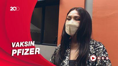 Titi DJ Lega Bisa Vaksinasi Dosis Pertama Meski Idap Autoimun
