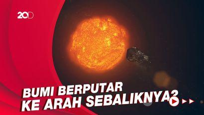 NASA Tegaskan Informasi Matahari Terbit dari Barat Adalah Hoaks