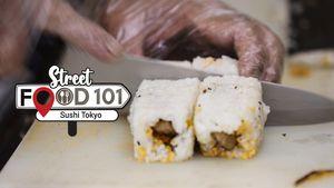 Pernah Jualan di Amerika, Kini Penjual Sushi Tokyo Tawarkan Sushi Murah