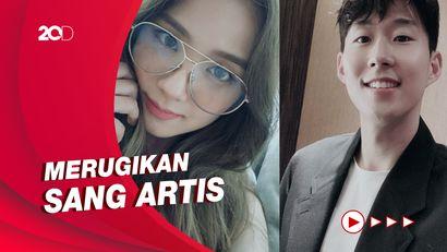 YG Bantah Isu Pacaran Jisoo BLACKPINK dengan Son Heung Min