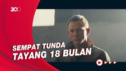 No Time to Die James Bond Berjaya di Box Office Pekan Ini