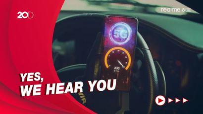 Realme Buka Suara soal Kabar Harga Ponsel Naik Imbas Krisis Chip