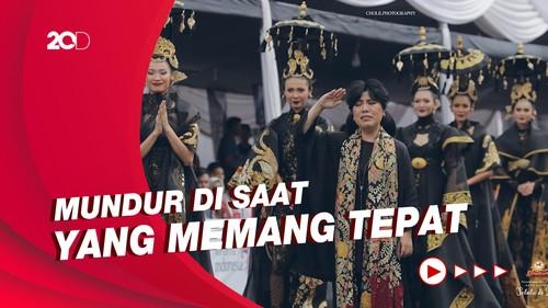 Anne Avantie Putuskan Pensiun Bikin Kebaya untuk Puteri Indonesia