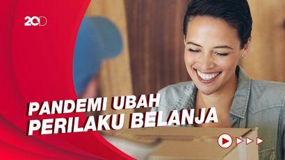 Indonesia Masuk Top 3 Pengguna Aplikasi E-Commerce di Dunia