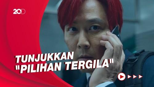 Makna Rambut Merah Karakter Gi-hun di Episode Akhir Squid Game