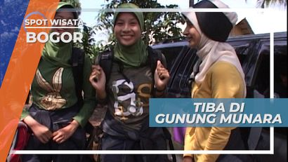 Gunung Munara, Kisah Bung Karno Pada Goa Munara, Bogor