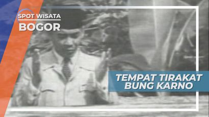 Gunung Munara, Tempat Bung Karno Melakukan Tirakat, Bogor