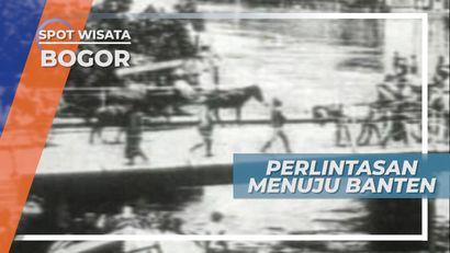 Keterikatan Sejarah Gunung Munara dan Sultan Hasanudin, Bogor