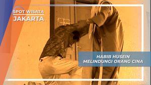 Kisah Ketegasan Habib Husein, Jakarta
