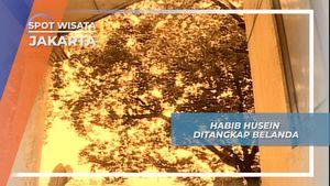 Penangkapan Habib Husein Oleh Belanda, Jakarta