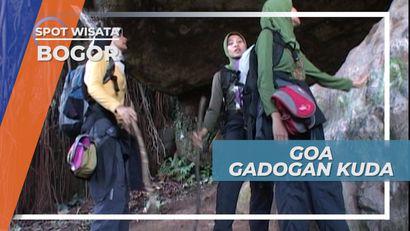 Goa Gadogan Kuda, Wisata Mendaki dan Religi Dalam Satu jalur Pendakian di Bogor