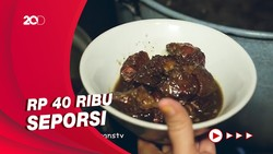 Bikin Laper: Cobain Rawon Malang Kesukaan SBY Yuk!
