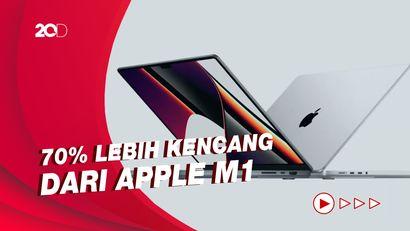 MacBook Pro Terbaru Dipersenjatai M1 Pro dan M1 Max, Apa Bedanya?
