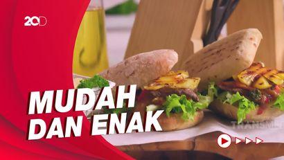 Masak Masak: Resep Sandwich Sapi Teriyaki