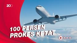 Syarat Penerbangan Jawa-Bali Terbaru: Tidak Boleh Antigen