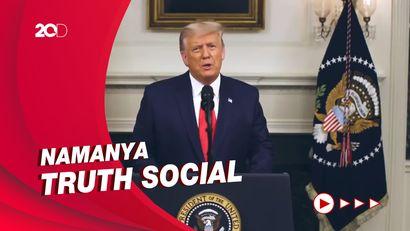 Donald Trump Luncurkan Media Sosial Sendiri