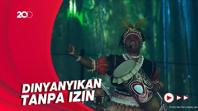 DJKI Telusuri Lagu Aku Papua yang Dinyanyikan Saat PON XX Papua
