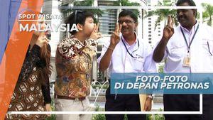 Tak Sah Rasa Bila Ke Malaysia dan Tak Berfoto di Menara Kembar Petronas