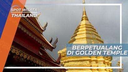 Semua Terbuat Dari Emas, Berkunjung ke Golden Temple Thailand