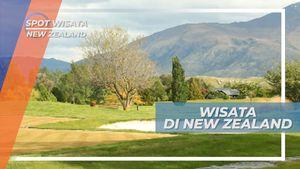 New Zealand, Pemandangan Indah Negara Oseania