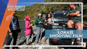 Panorama Indah Alam New Zealand yang Digunakan Shooting Film