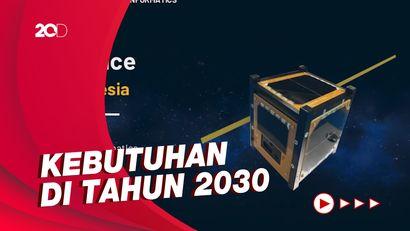 Berapa Kapasitas Satelit yang Dibutuhkan Indonesia?