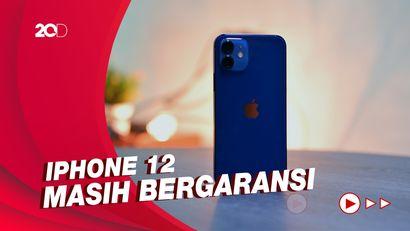 Ogah Perbaiki iPhone 12 Rusak, Apple Digugat Rp 19 Juta