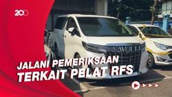 Penampakan Mobil RFS Rachel Vennya yang Kini Berwarna Putih