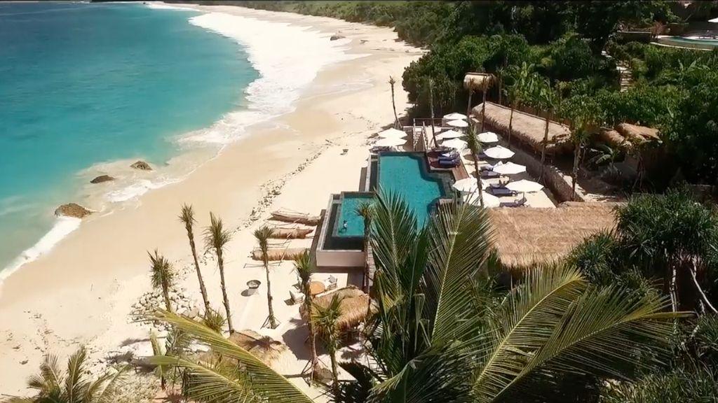 Hotel Terbaik di Dunia Ada di Sumba