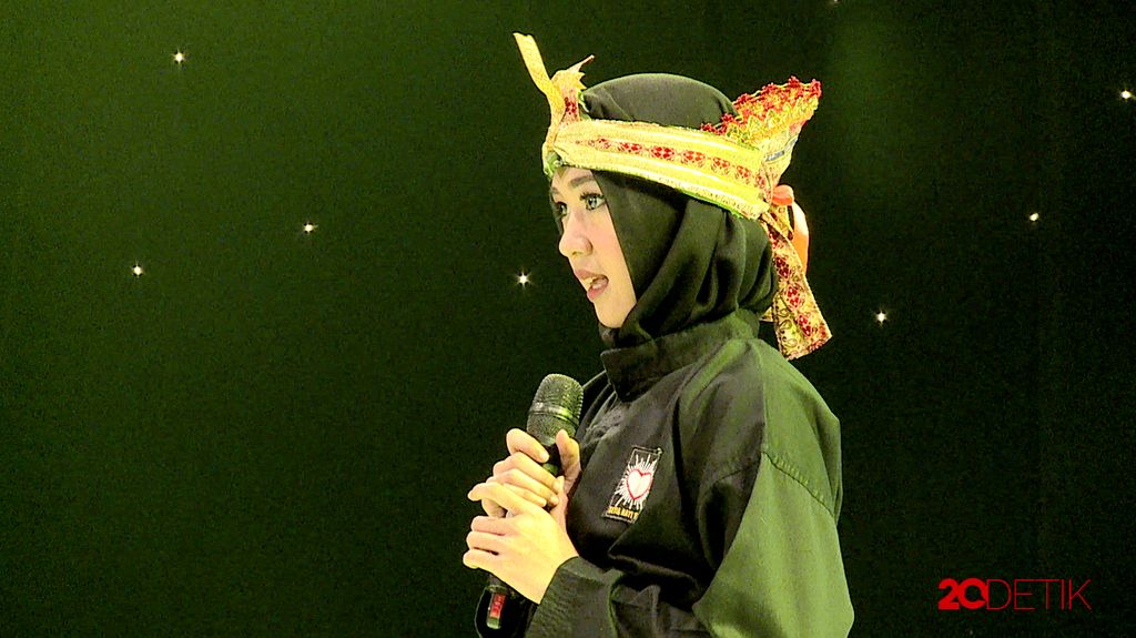 50 Besar Sunsilk Hijab Hunt 2017 - Dinda Millenia