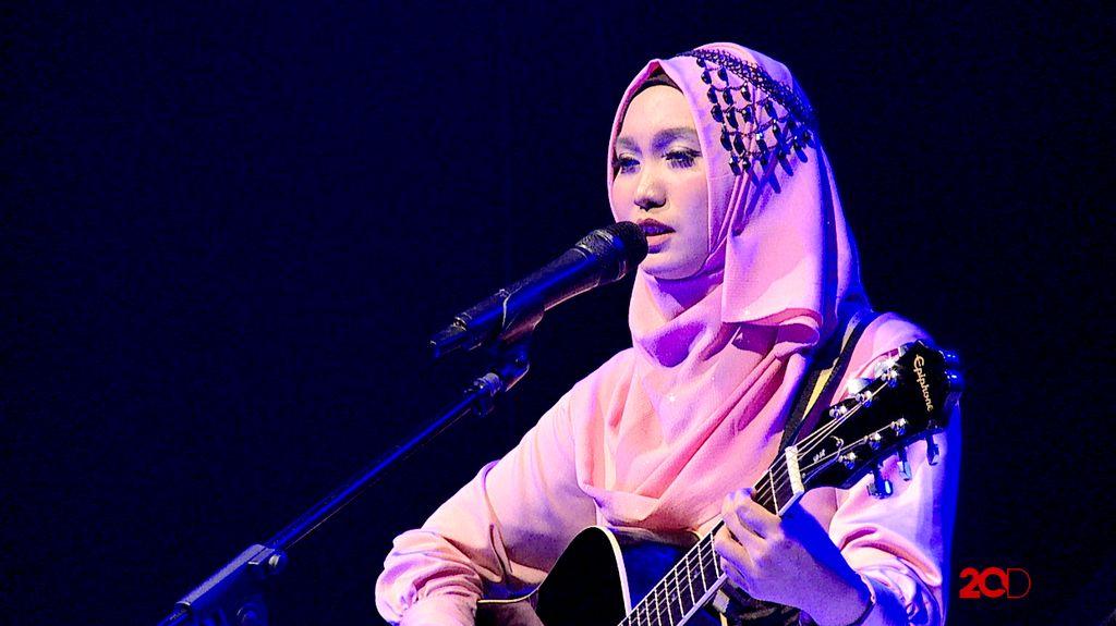 50 Besar Sunsilk Hijab Hunt 2017 - Patmawati Dalimunthe