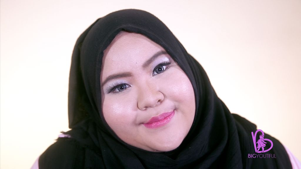 Make Up Glowing Untuk Wanita Plus Size