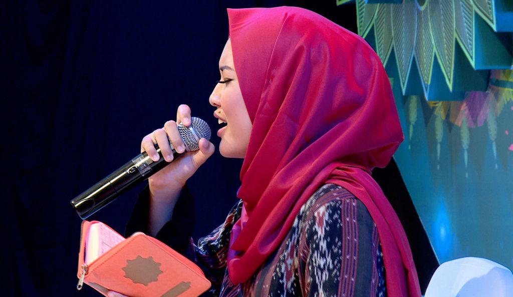 20 Besar Sunsilk Hijab Hunt 2017 Yogyakarta - Hilda Naila Rahma