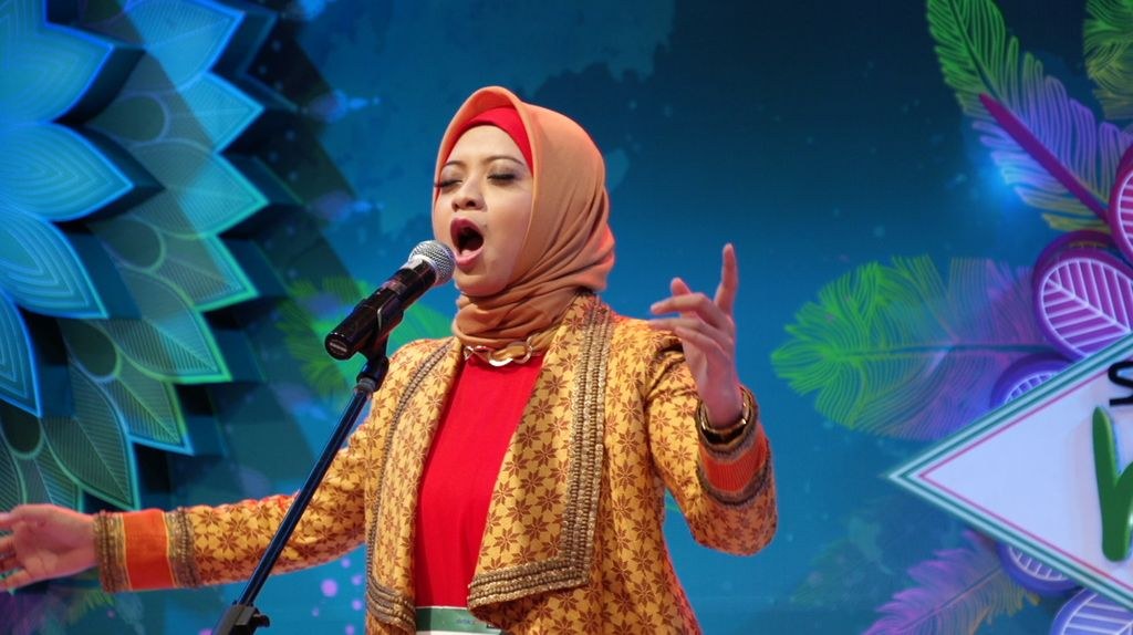 20 Besar Sunsilk Hijab Hunt 2017 Yogyakarta - Vivi Kurnia Putri