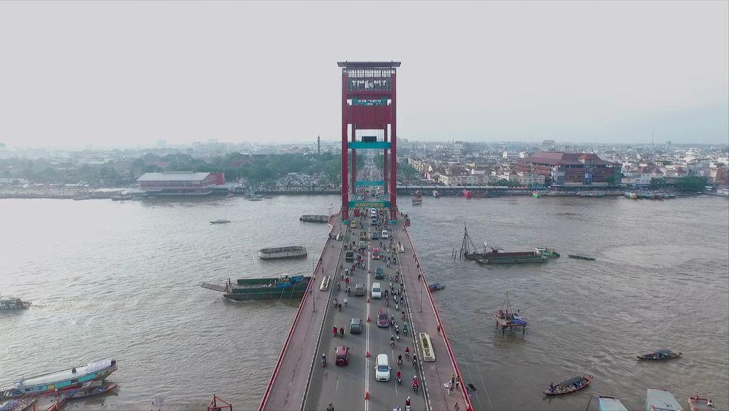 Video Series : Audisi Sunsilk Hijab Hunt 2017 Palembang - Episode 5