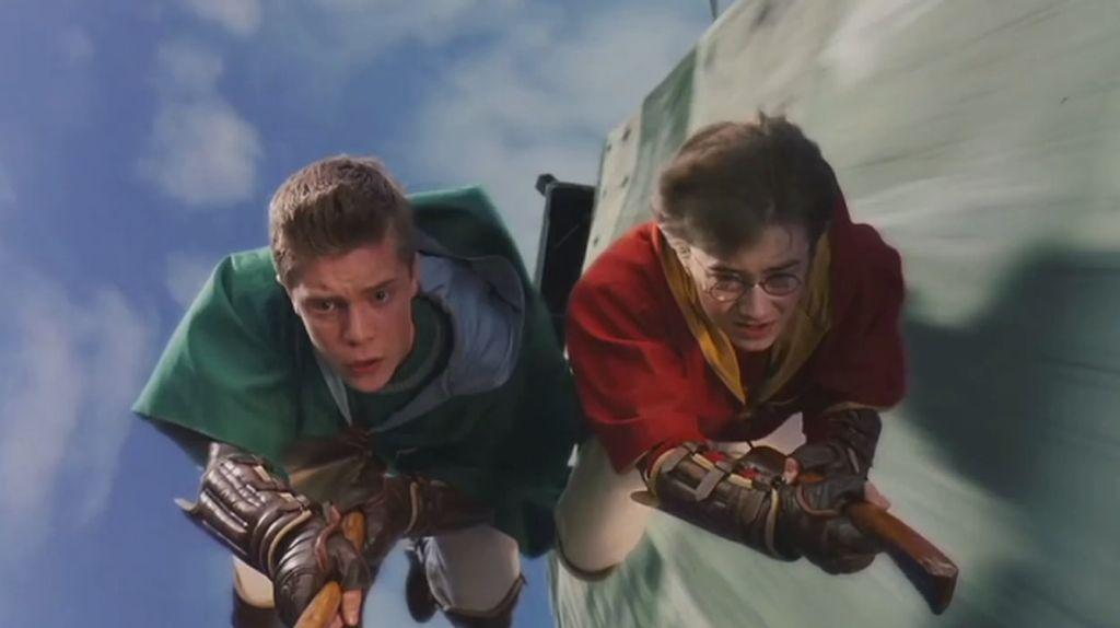 Wah! Cincin Tunangan Ini Mirip Golden Snitch Harry Potter