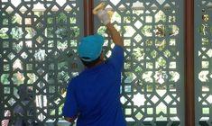 Sambut Ramadan dengan Bebersih 1.001 Masjid