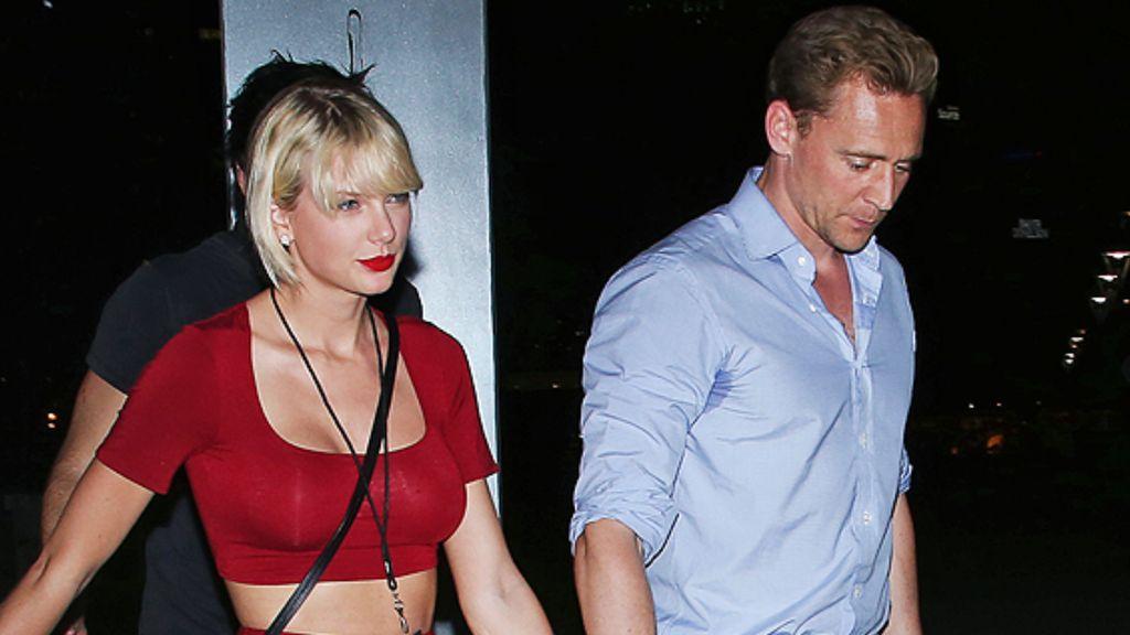 Tom Hiddleston Soal Mantan: Taylor Swift Wanita Luar Biasa