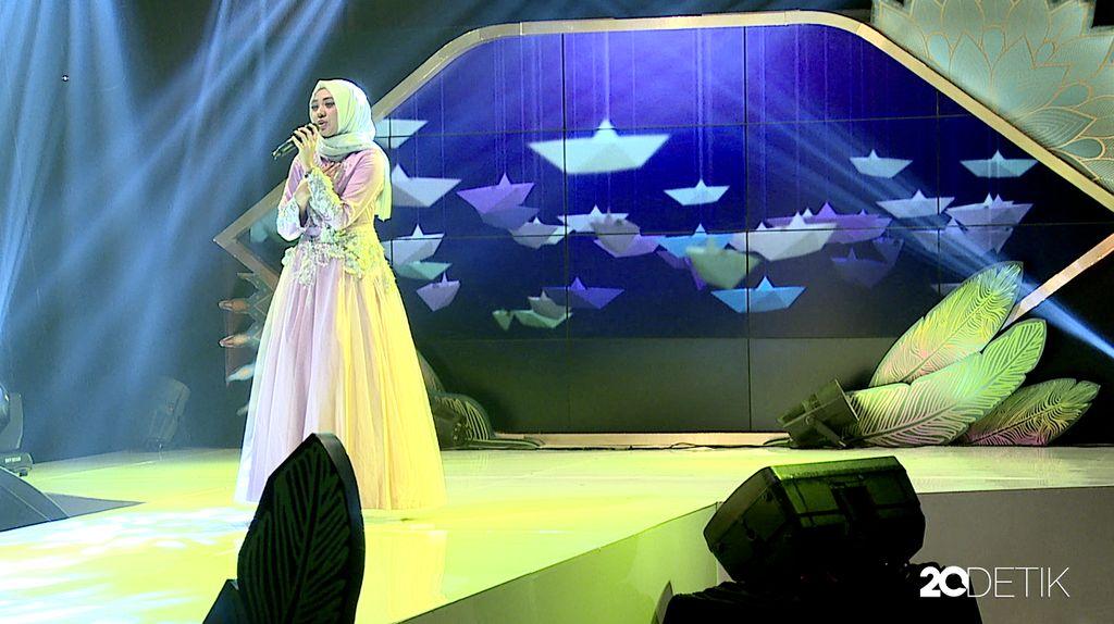 50 Besar Sunsilk Hijab Hunt 2017 - Nanda Rizky Fitriani
