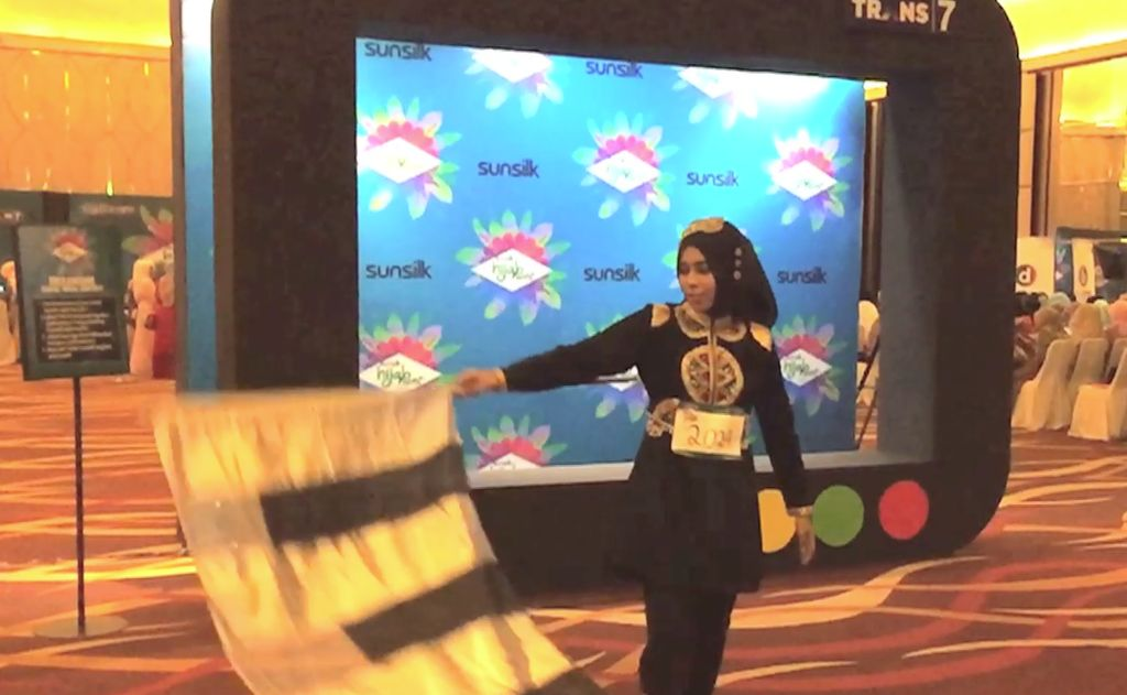 Jarak dan Waktu Tak Menghalanginya Ikut Audisi Sunsilk Hijab Hunt 2017