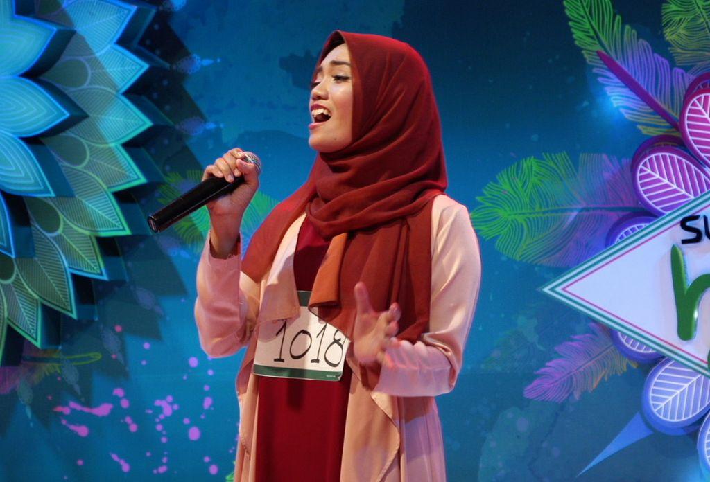 20 Besar Sunsilk Hijab Hunt 2017 Yogyakarta - Nurainun Yusdiati
