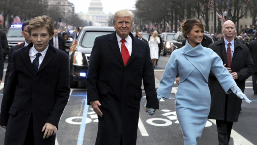 Melania Trump Dikabarkan Batal Pindah ke Gedung Putih