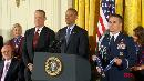 Tom Hanks, Ellen hingga Michael Jordan Terima Medal of Freedom dari Obama