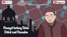 Apakah Setan Benar-benar Dibelenggu Saat Ramadan